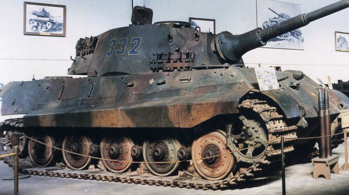 Photo of Tiger II