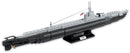 USS Wahoo Submarine SS-238, 700 Piece Block Kit