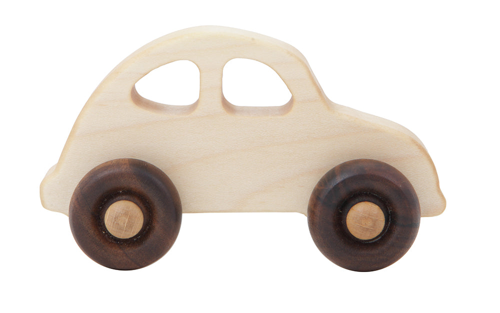 Wooden Story '30s Wooden Toy Car