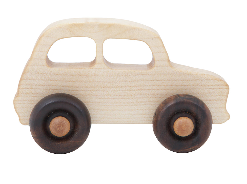Wooden Story Little French Toy Car