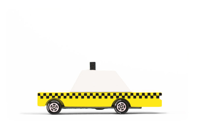 Yellow Taxi By Candylab Toys