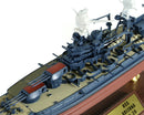 USS Arizona BB-39 1/700 Scale Model By Forces of Valor Port Midships View