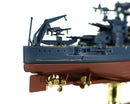 US Navy Battleship USS Arizona BB-39 1:700 Scale Model