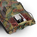 Sd.Kfz. 186 Jagdtiger German Heavy Tank Destroyer 1945, 1/32 Scale Model By Forces Of Valor Engine Compartment
