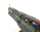 USS Arizona BB-39 1/700 Scale Model By Forces of Valor Bow Top View