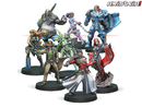Aristeia! Core Box Miniature Game Set Characters