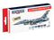 Red Line (Airbrush-Dedicated) USAF Aggressor Squadron Paint Set Vol. 2 By Hataka Hobby
