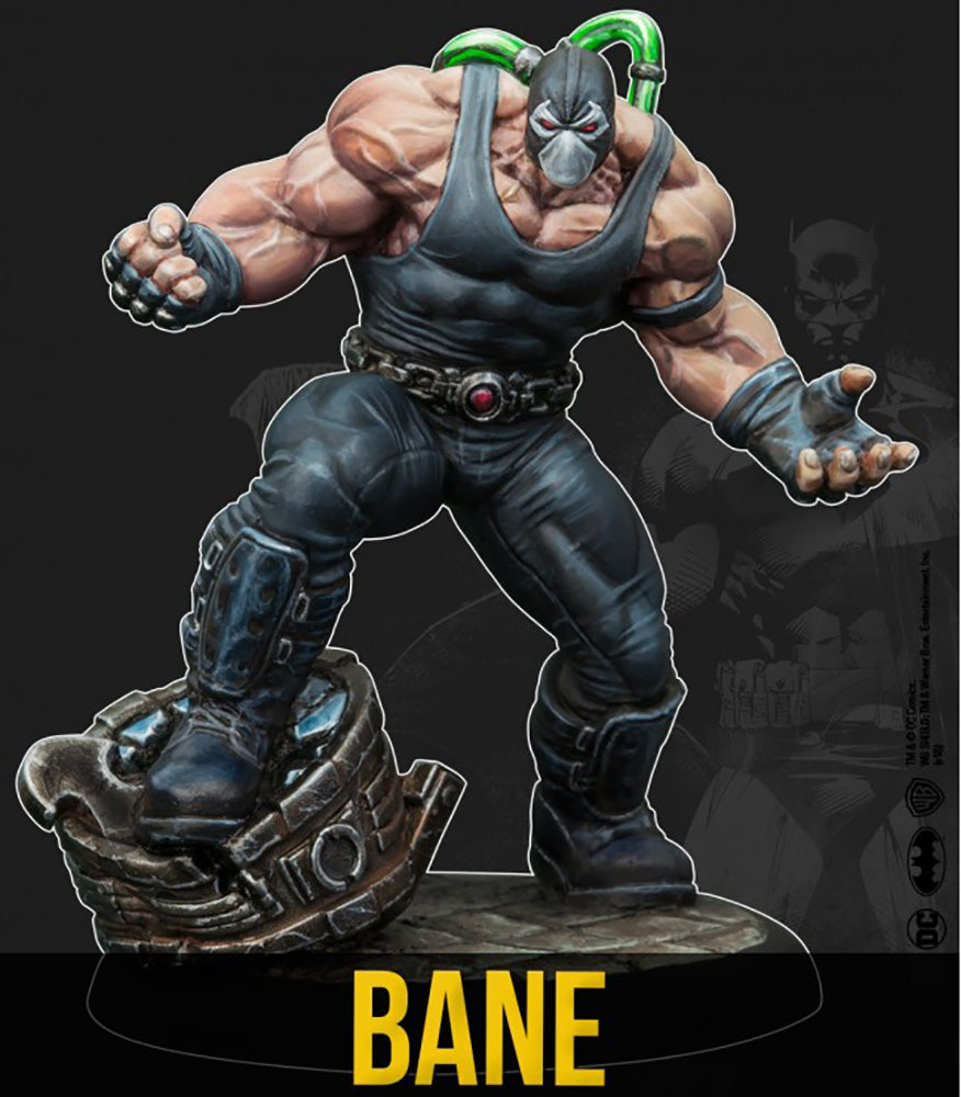 Batman Miniature Game, Bane