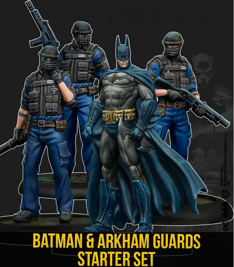 Batman Miniature Game, Batman Starter Set