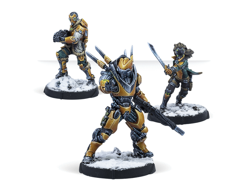 Infinity CodeOne Beyond Operation: Kldstrom Expansion Pack Yu Jing