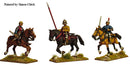 Light Cavalry 1450 -1500 (28 mm) Scale Model Plastic Figures Painted Example