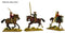 Light Cavalry 1450 -1500 (28 mm) Scale Model Plastic Figures