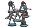 Infinity Combined Army Starter Pack Miniature Game Figures By Corvus Belli