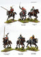 Agincourt Mounted Knights 1415-1429, 28 mm Model Plastic Figures Kit Alan Perry Exmaples
