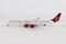 Airbus A340-600 Virgin Atlantic (G-VNAP) 1:400 Scale Model By Gemini Jets Left Side View