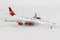 Airbus A340-600 Virgin Atlantic (G-VNAP) 1:400 Scale Model By Gemini Jets Right Front View