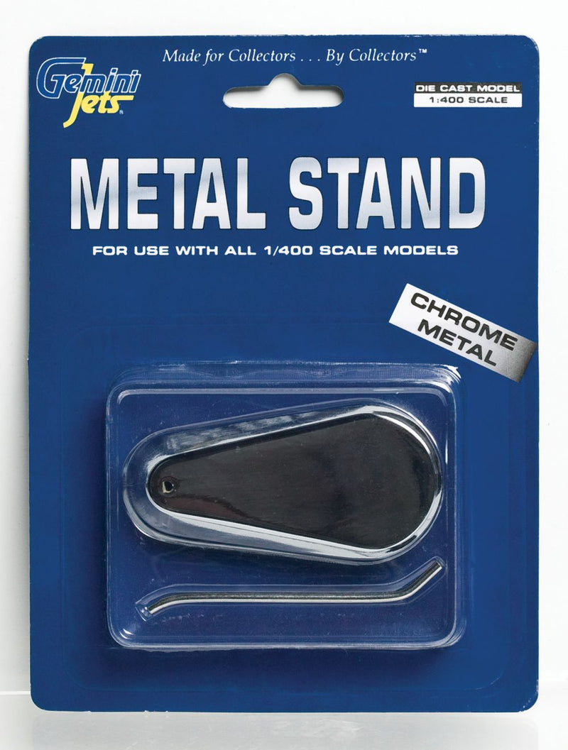Gemini Metal Stand For 1/400 Scale Diecast Models