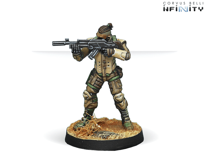 Infinity Haqqislam Starter Pack Miniature Game Figures