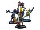 Infinity NA2 Soldiers Of Fortune Miniature Game Figures By Corvus Belli