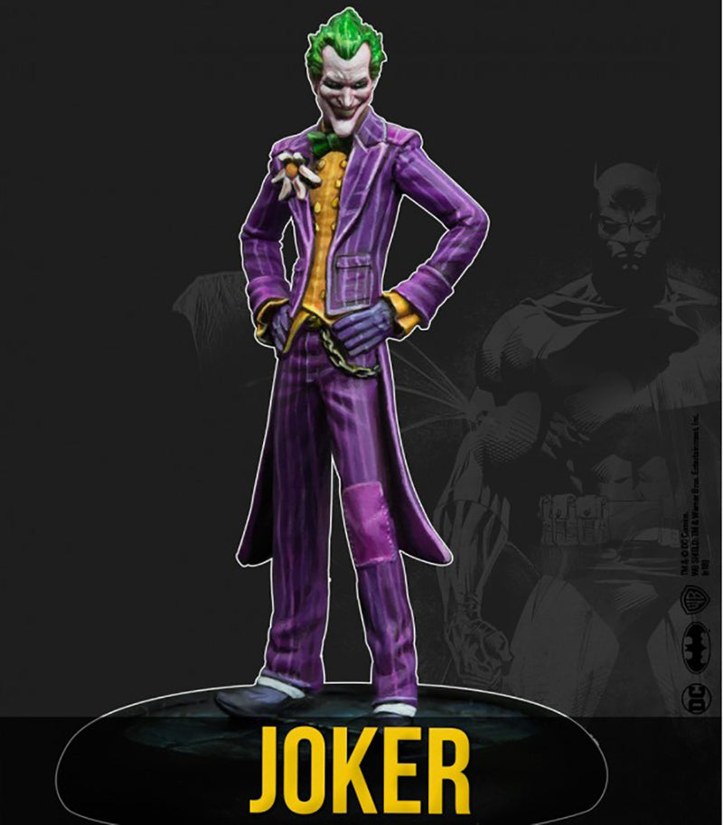 Batman Miniature Game, Joker