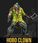 Batman Miniature Game, Hobo Clown