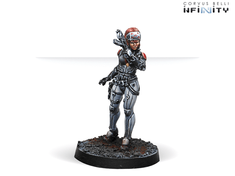 Infinity Japanese Sectorial Army (JSA) Pack