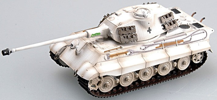 "Tiger II, Panzerkampfwagen VI Ausf. B ""King Tiger"" 1/72 Scale Model By Easy Model"