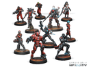 Infinity Nomads Action Pack Miniature Game Figures