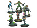 Infinity NA2 Outrage Characters Pack Miniature Game Figures By Corvus Belli