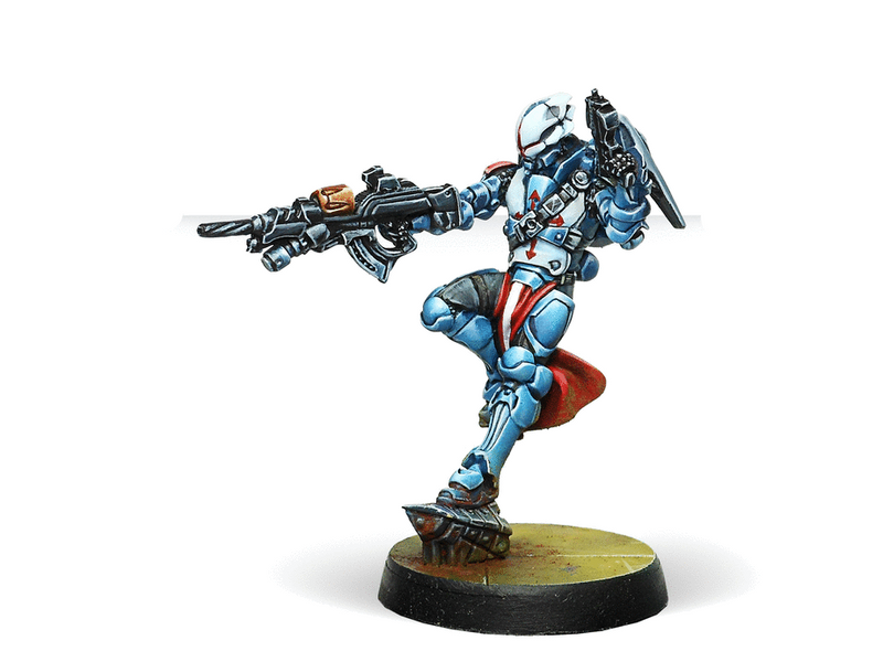 Infinity PanOceania Military Orders Army Pack