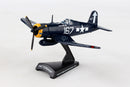 Vought F4U Corsair 1/100 Scale Model By Daron Postage Stamp