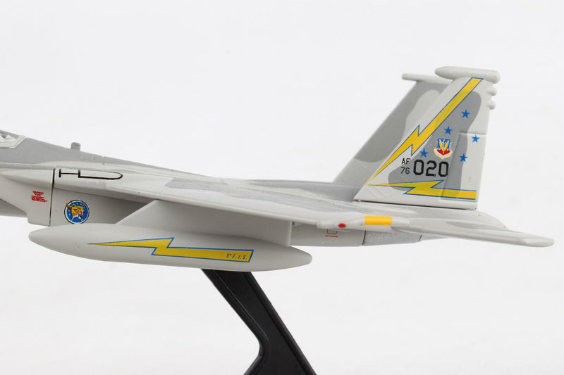 Boeing F-15A Eagle USAF 1/150 Scale Model By Daron Postage Stamp