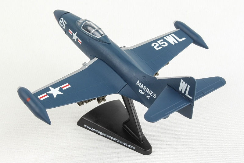 Grumman F9F Panther 1/100  Scale Model