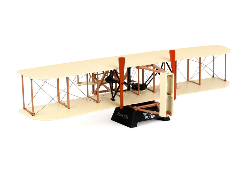 Wright Flyer  1/72  Scale Model By Daron Postage Stamp