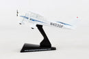 Cessna 172 Skyhawk 1:87 Scale Model By Daron Postage Stamp Left Side View