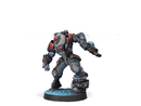 Infinity Combined Army Raktorak, Morat Sergeant Major (Vulkan Shotgun) Miniature Game Figure