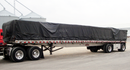 Spread Axle Flatbed Trailer