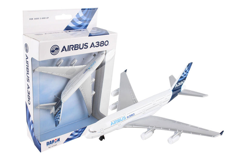 Airbus A380 Diecast Aircraft Toy By Daron