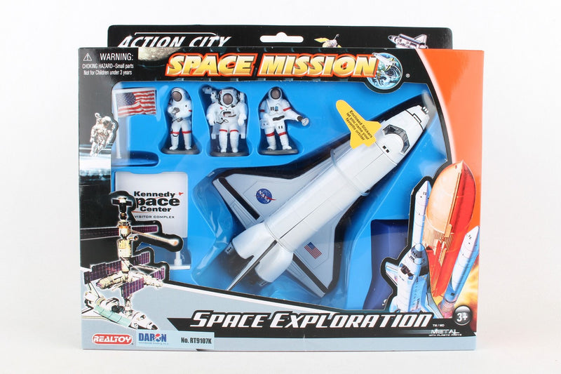 Space Shuttle 7 Piece Playset