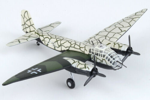 Junkers Ju 188 E-1 Heavy Bomber 1944, 1:144 Scale Model By Atlas Editions