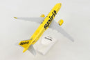 Airbus A320neo Spirit Airlines 1:150 Scale Model By Daron Right Rear View