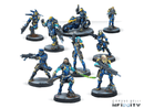 Infinity O-12 Starmada Action Pack By Corvus Belli