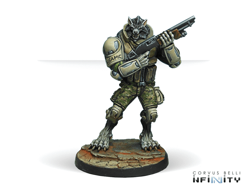 Infinity USAriadna Army Pack