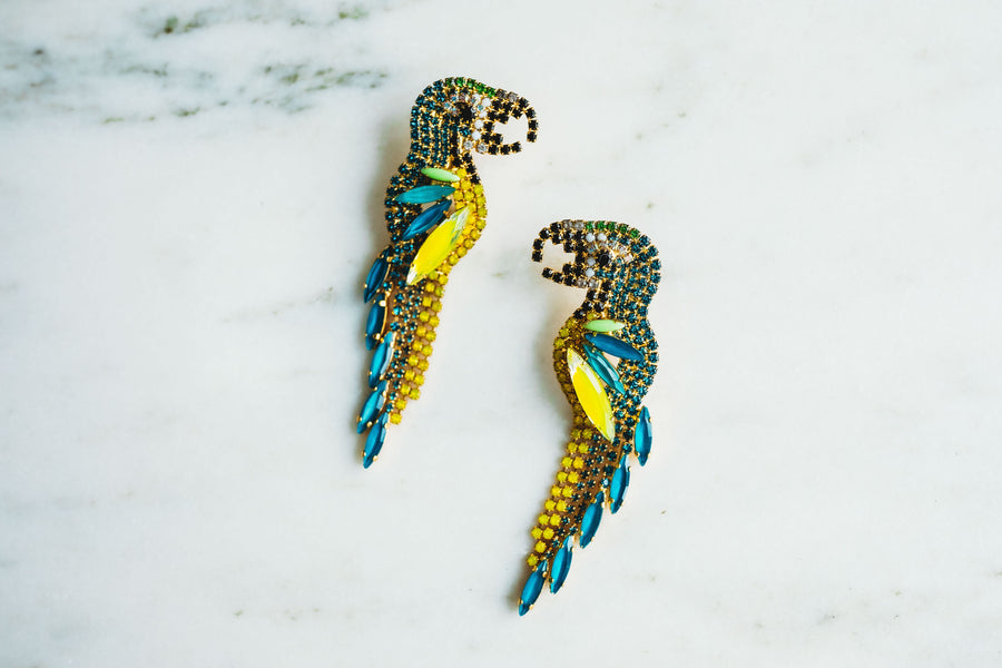 Zazu Earrings