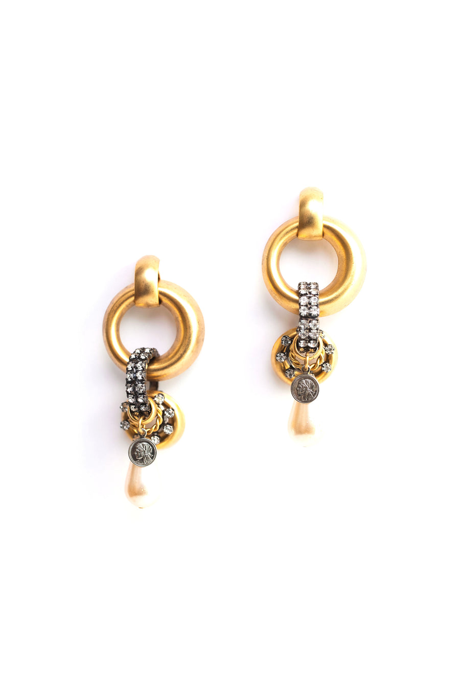 Limone Earrings