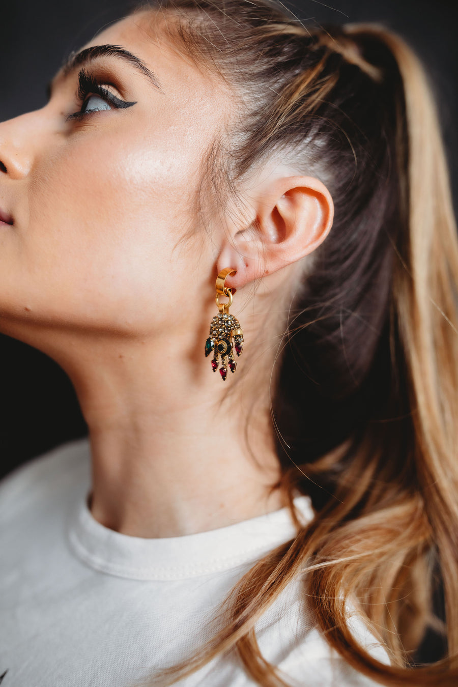 Lira Earrings