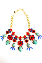 Mezzi Necklace