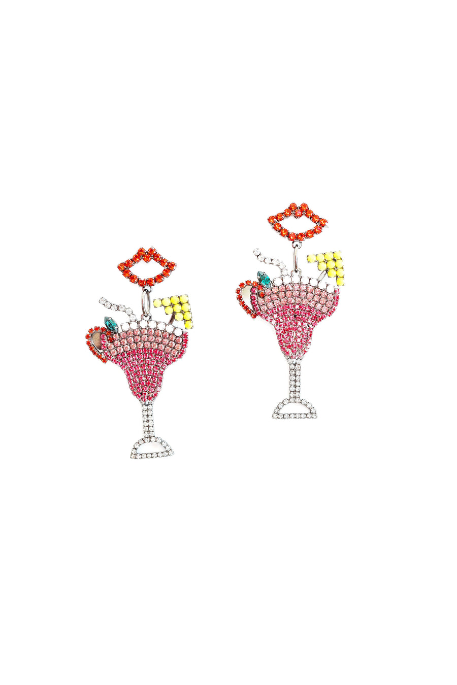 Pink Paloma Earrings