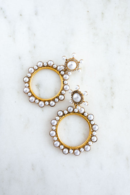 Chantal Earrings