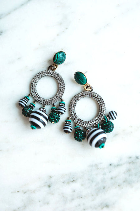Bain Earrings